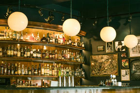 Belysning bar och nattklubb