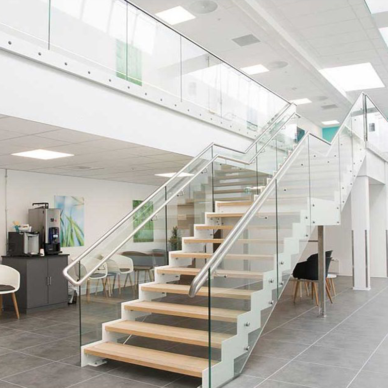 Exempel placering av ledpaneler på kontor