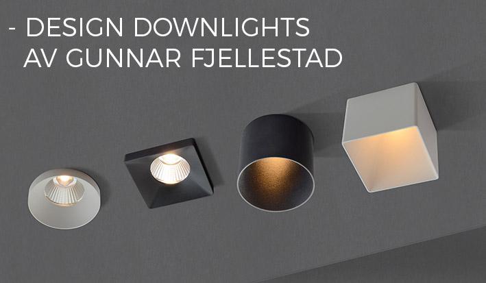 design downlights i sortimentet