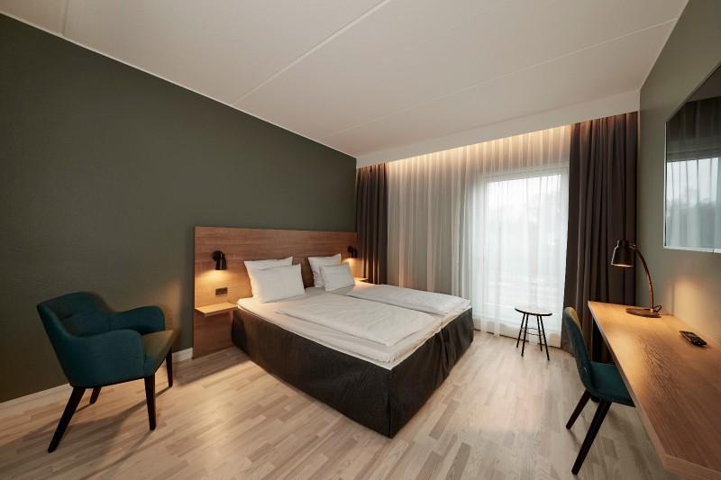Belysning hotellrum (LED-lister / LED-strips)