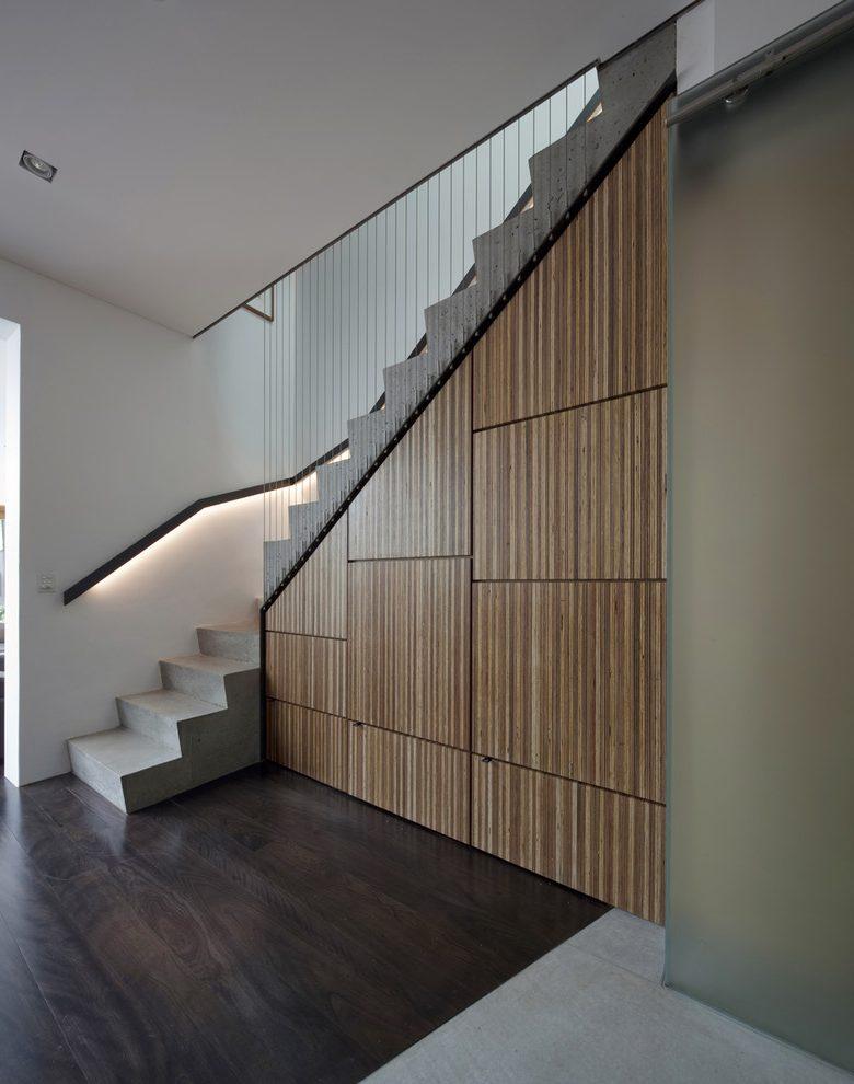 LED-list trappräcke
