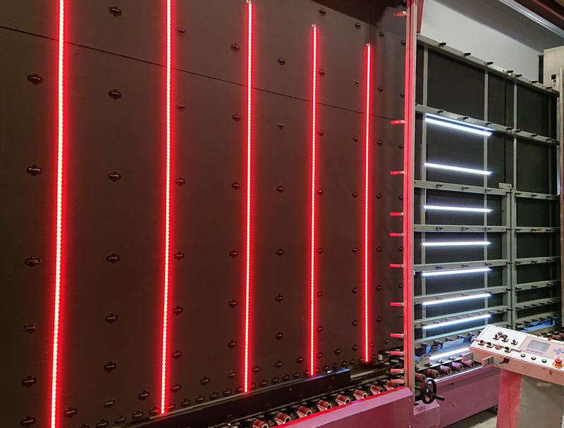 maskinbelysning LED Rgb