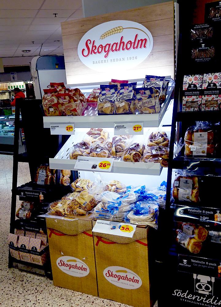 Hyllbelysning livsmedelsbutik