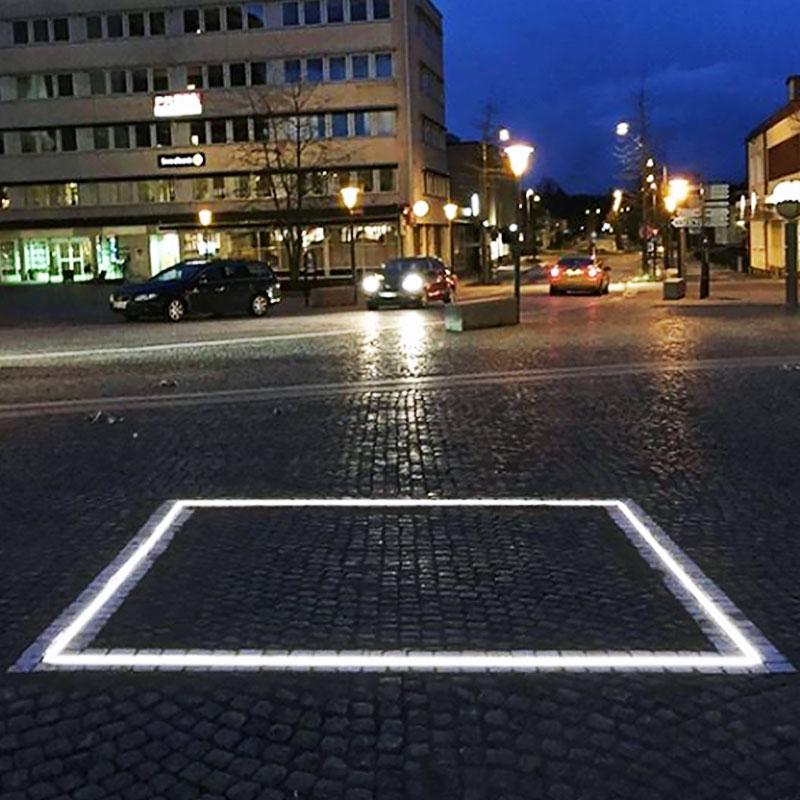 LED List stadsmiljö