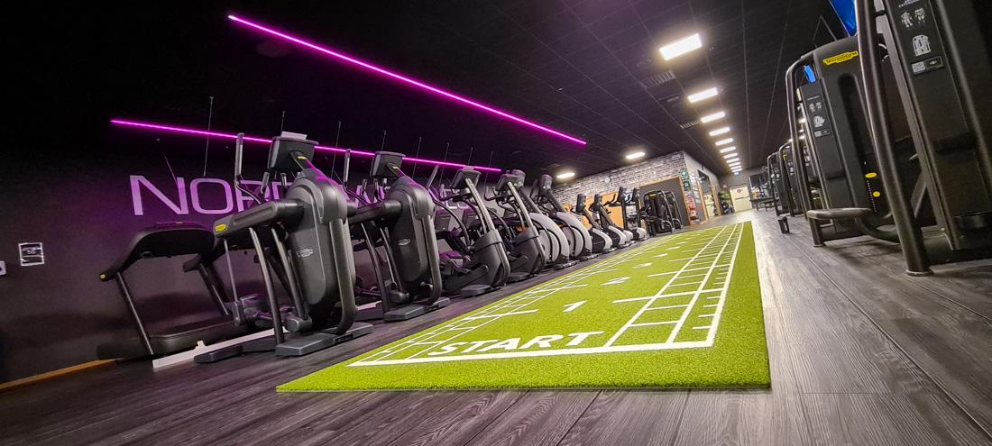 Nordic wellness gym Karlstad Bergvik