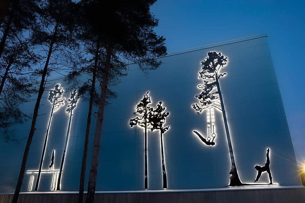 belysning konst