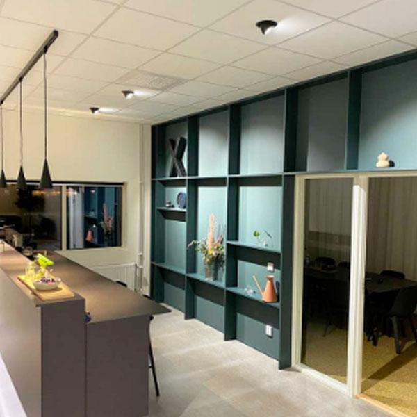 Guide-Belysning för innertak och kontor