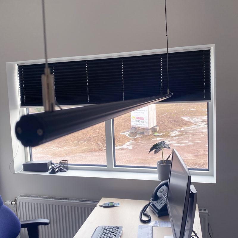 Belysning för hemmakontor