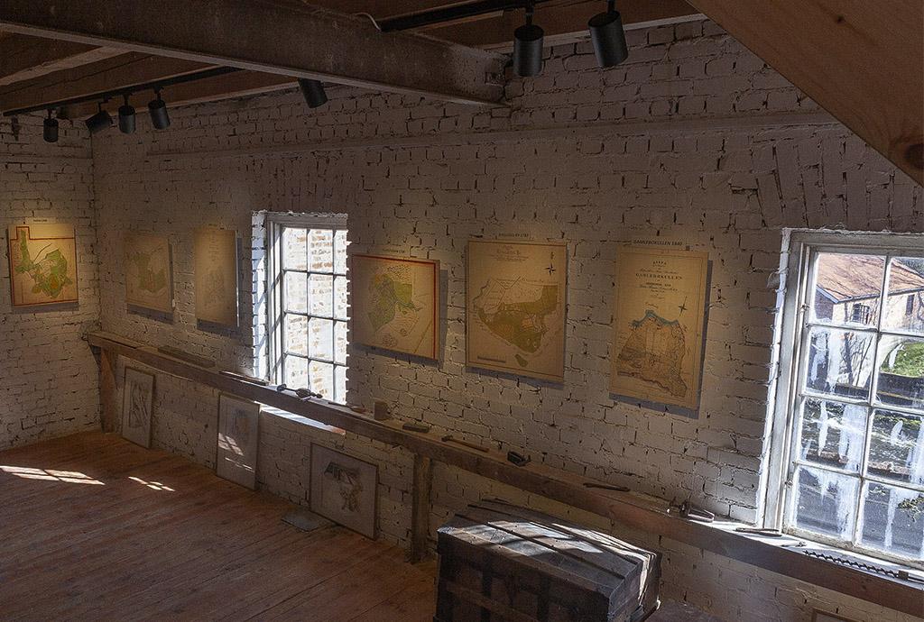 Belysning Museum - Ljus till innertak, inredning & hyllor