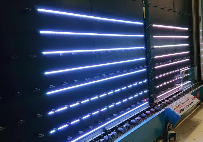 Belysning till maskiner och produktion