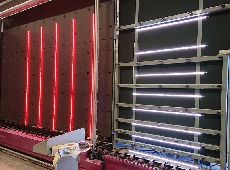 industriell belysning maskin