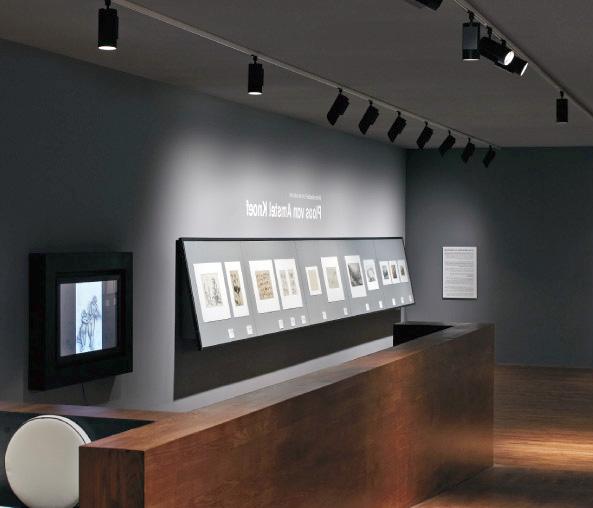 Spotlights för konsthall / utställning