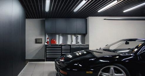 LED-belysning garage - garagebelysning