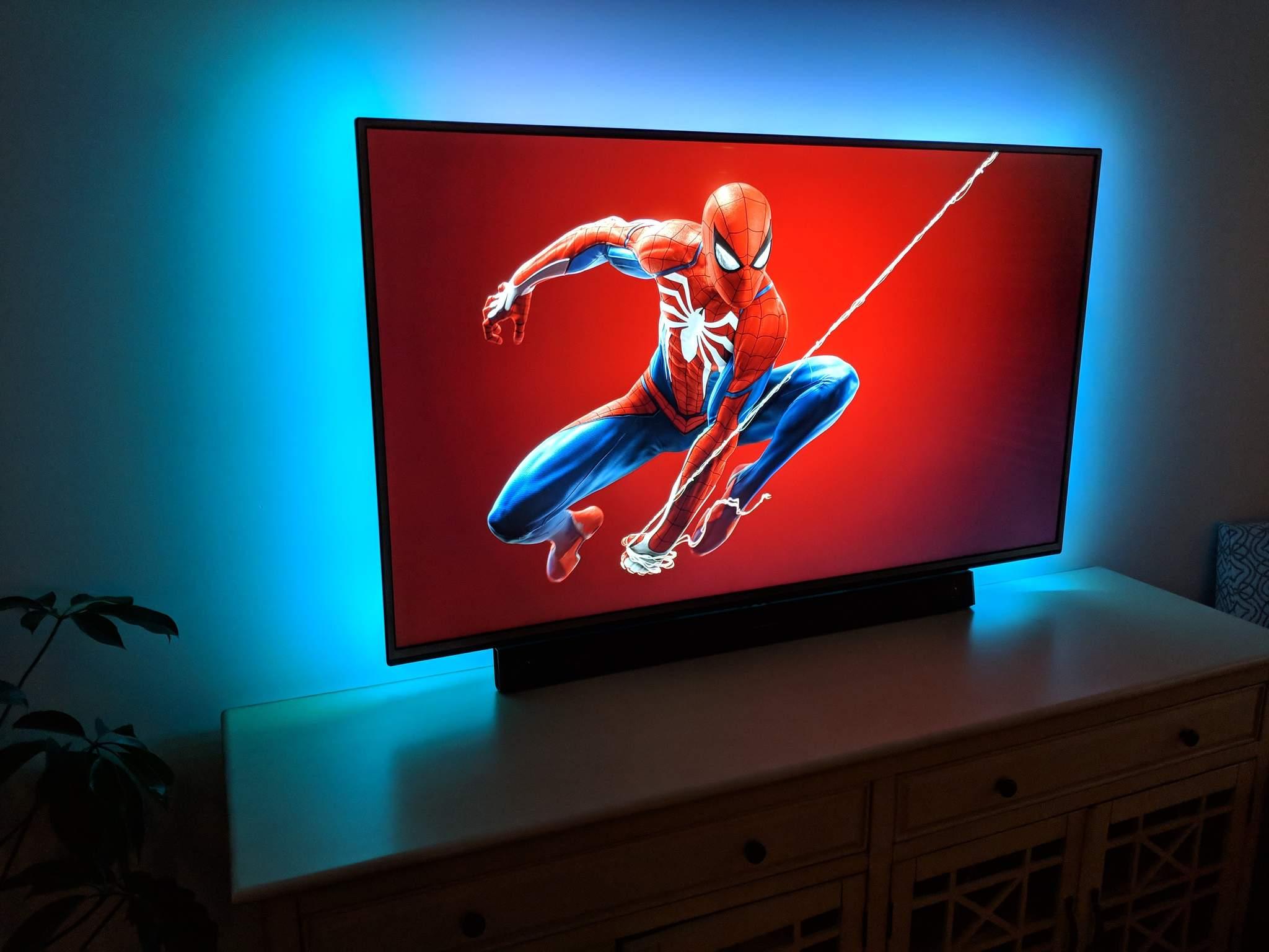 LED-list för hemmabio, tv & gaming