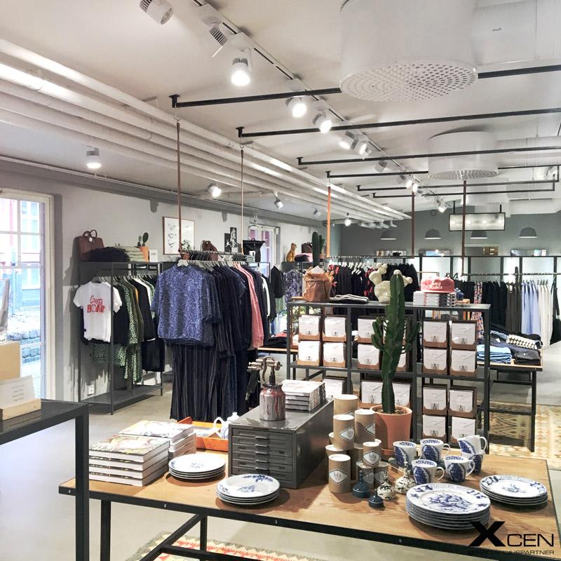 Retail | Professionell belysning för butiker