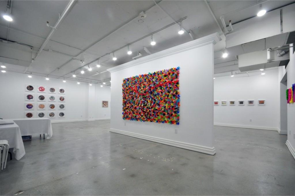 Spotlights för konst, tavlor & utställningar