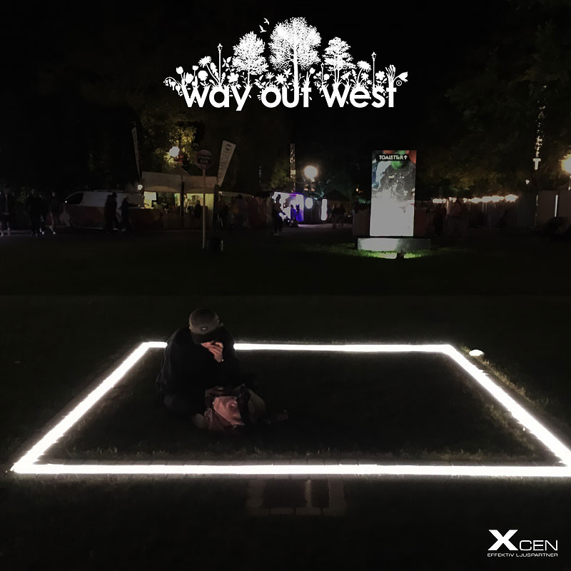 The Square på Way out West