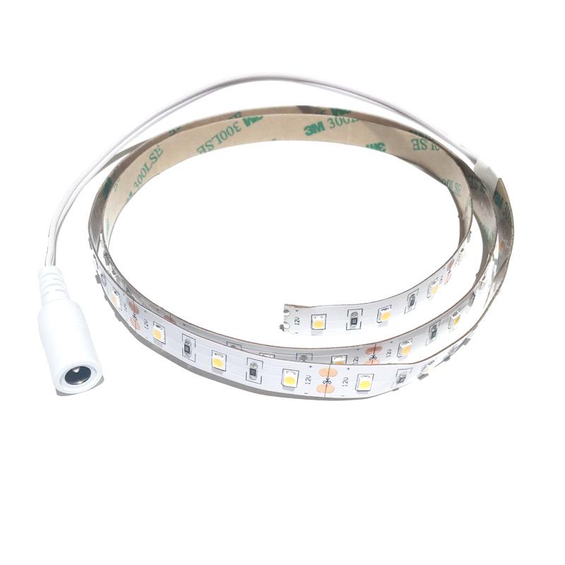 Driva LED belysning med batteri