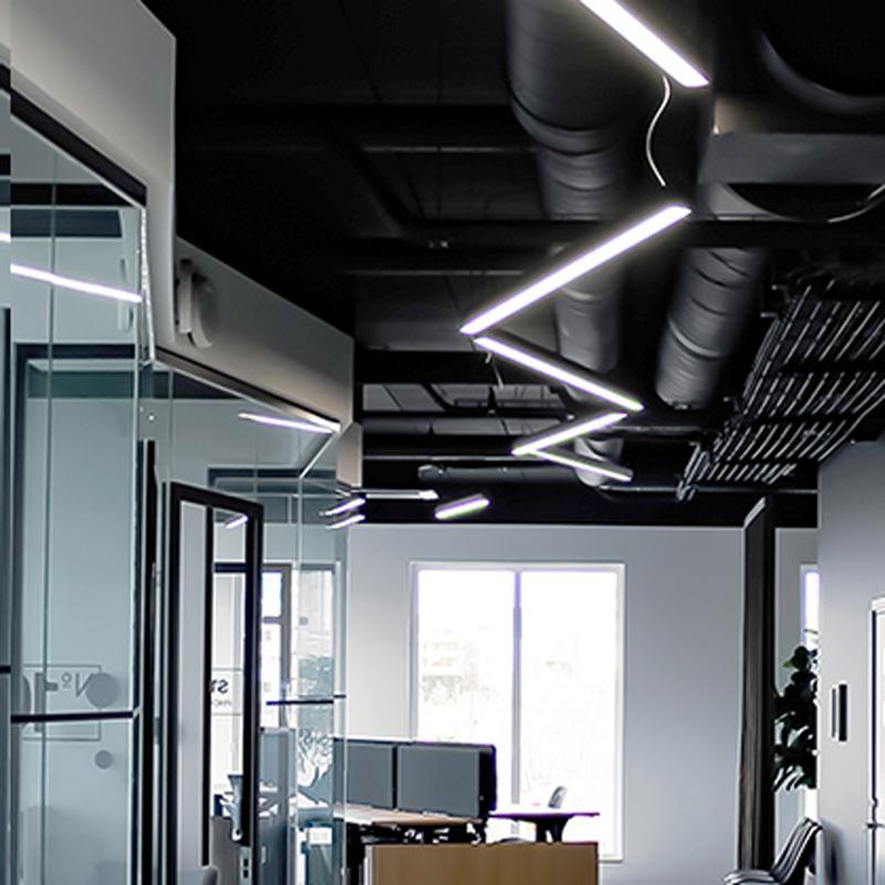 TOP Concept - Linjärt ljus utan begränsningar