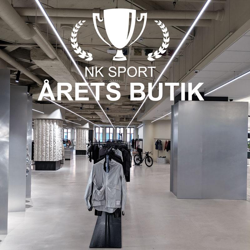 Årets butik - NK Sport