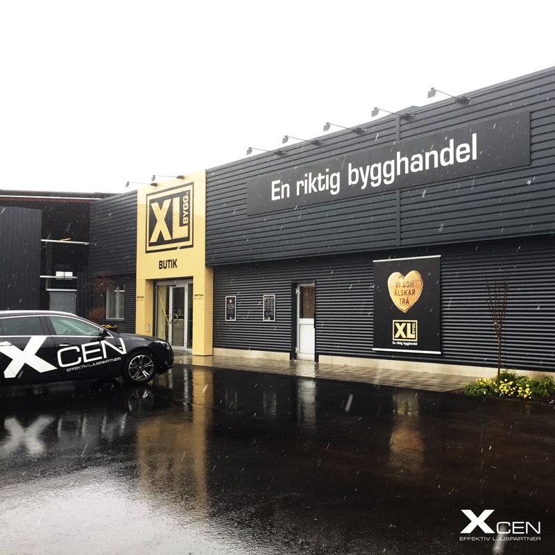 XL Bygg öppnar nytt i Värnamo!