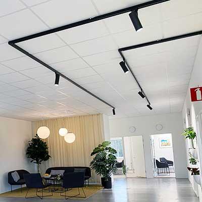 Guide till belysningsskenor och skensystem