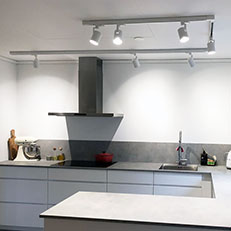 Guide - Spotlights till kök