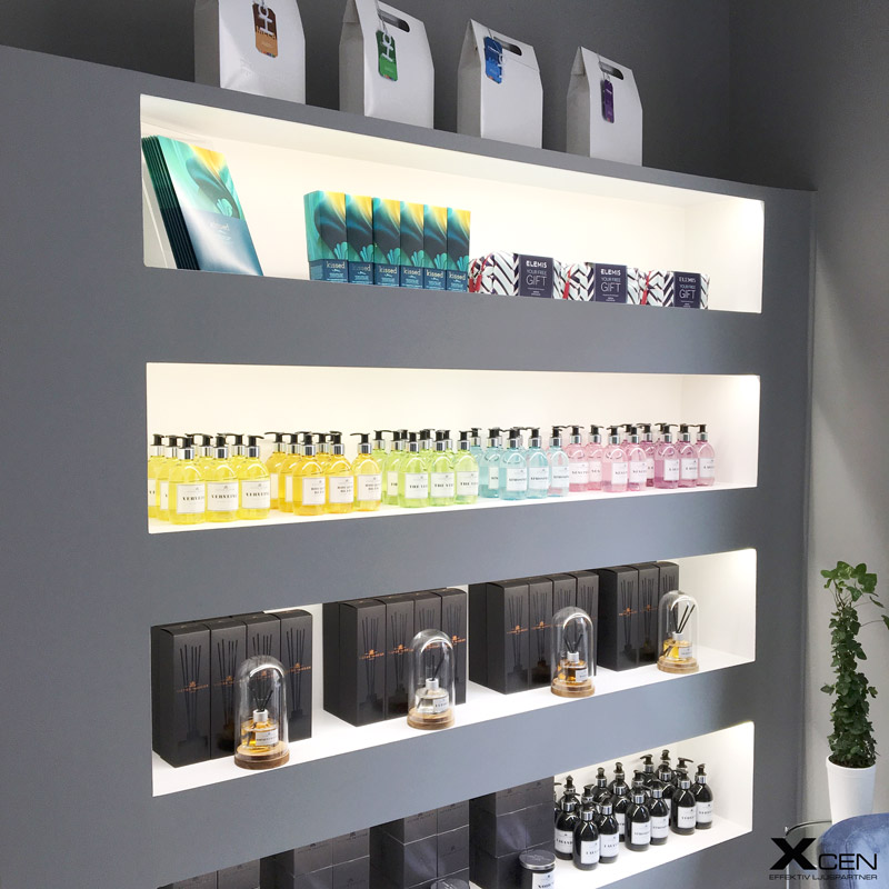 beautyshelf led tejp