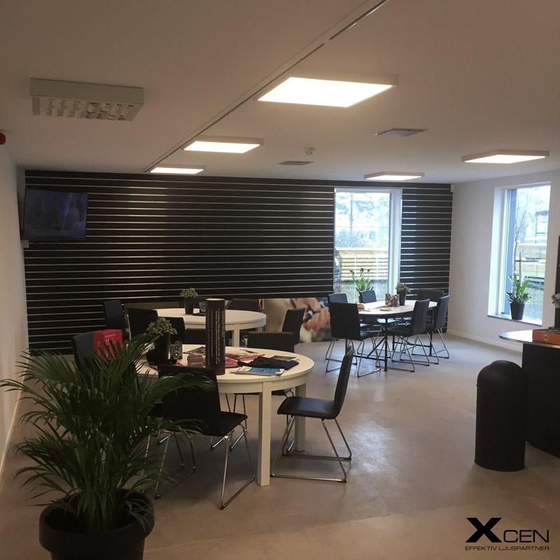 LED panel premium XXL bygg