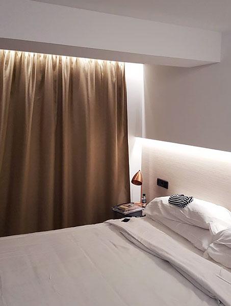 Hotellbelysning