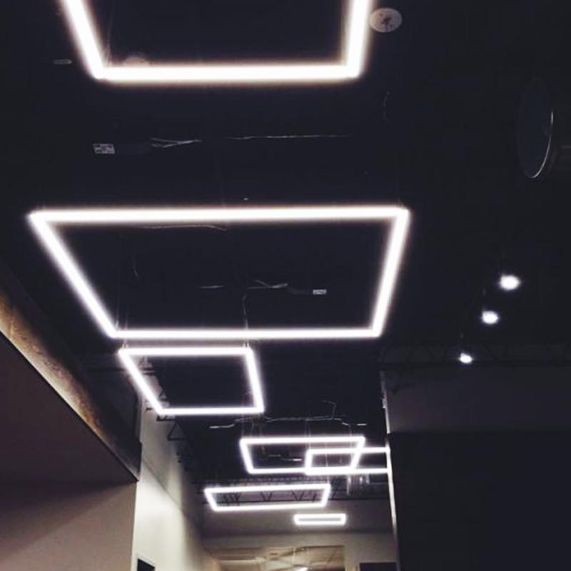 Skräddarsydda LED strips