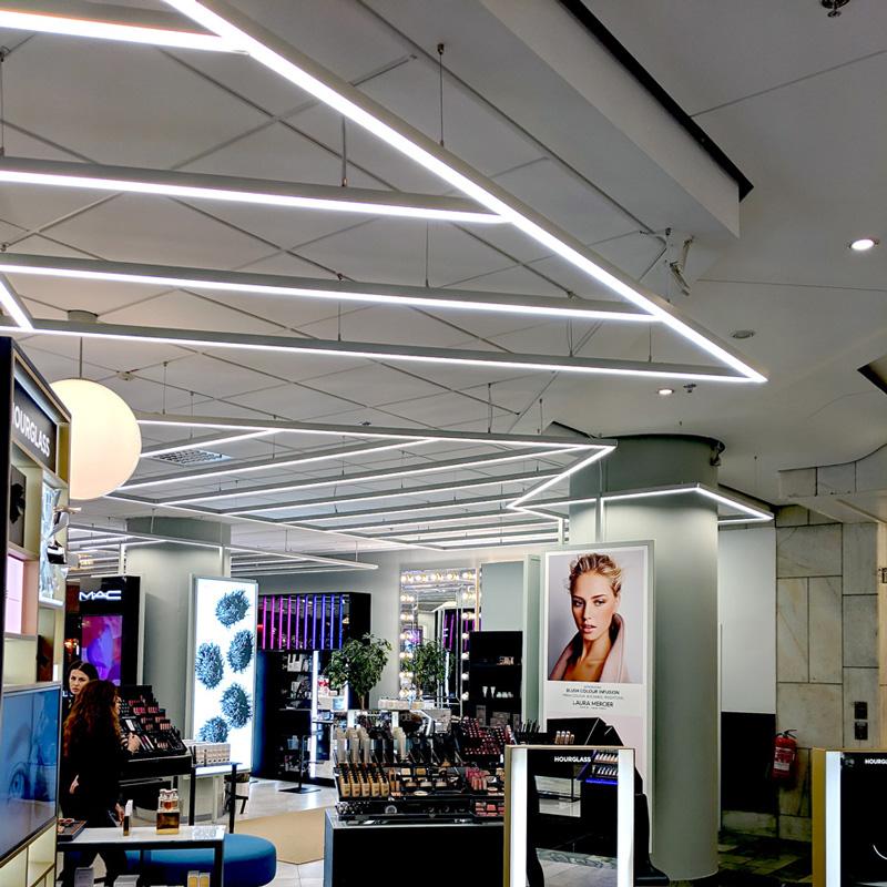 LED lister skräddarsydda